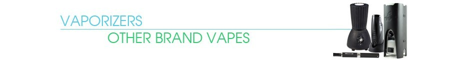 More Vaporizer Brands