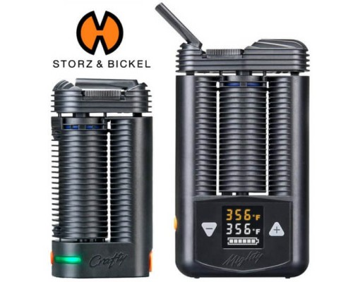 Mighty vs Crafty Vaporizers
