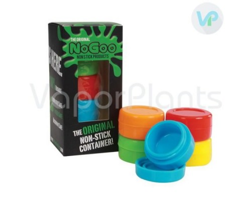 NoGoo Non-Stick Containers Pack