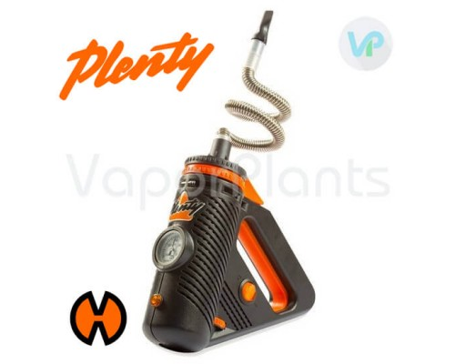 Plenty Vaporizer by Storz and Bickel Side View