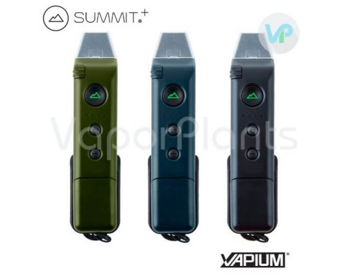 Vapium Summit Plus Vaporizer Colors side by side