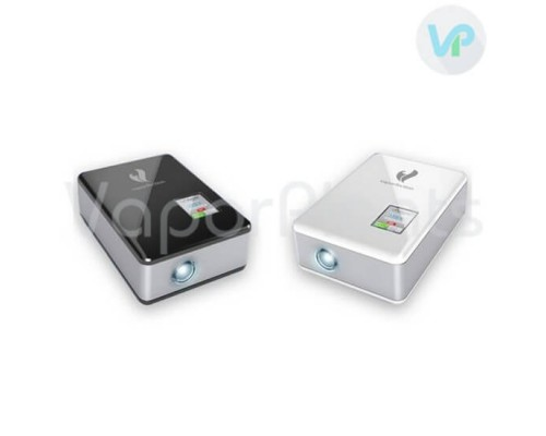 Vaporfection viVape 2 Dry Herb Vaporizers in Black and White | VaporPlants