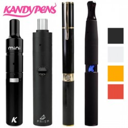 KandyPens Galaxy Donuts Gravity Prism Vape Pen Models for Wax and Oil