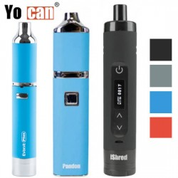 Yocan Vaporizers with Color Swatches