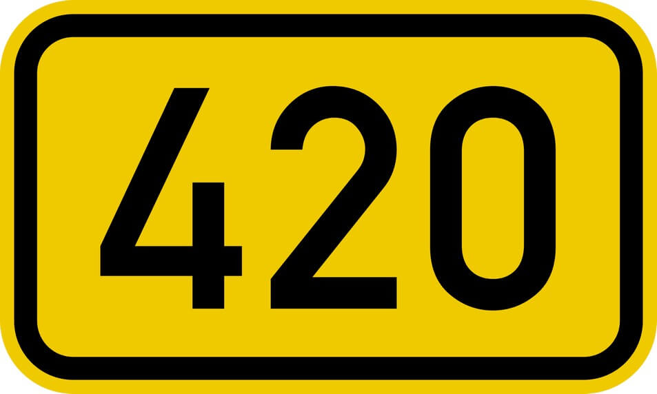 Meaning of 420
