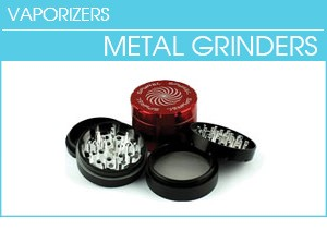 Metal Grinder for Cannabis