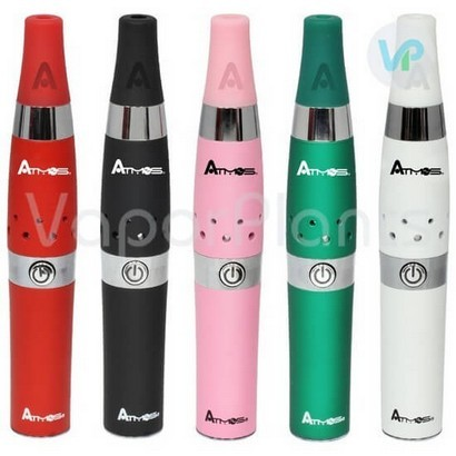 Atmos Jewel Vape Pen all colors Side by Side
