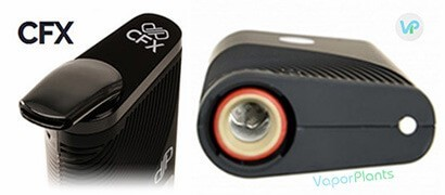 Boundless CFX with open large heating chamber and mouthpiece