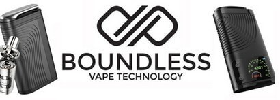 Boundless Vapes Banner
