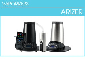 Arizer Solo, Extreme Q, V-Tower, Desktop Dry Herb Vapes