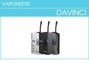 DaVinci Vaporizer and DaVinci Ascent for Dry Herb and Wax