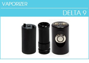 Delta 9 Parts, Spare Battery, Mouthpiece, Cartridge