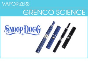 G Pen, Snoop Dogg Herbal Vaporizer, Micro G by Grenco Science