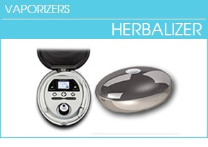 Herbalizer Vaporizer for Oil, Wax, Dry Herb