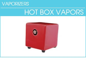 Hot Box Vaporizers for Dry Herbs, Desktop Vaporizer