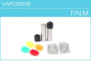 Palm Vaporizer Parts, Battery, Flavor Tips, Replacement Screens