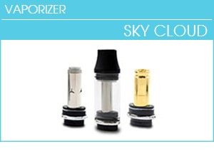 Sky Cloud Vaporizer Parts, Atomizer, Heating Chamber