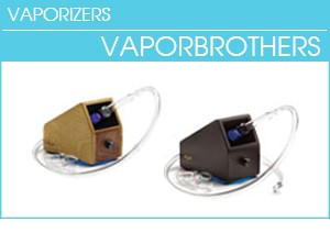 Vapor Brothers Vaporizer, Desktop Whip Vaporizer for Dry Herb