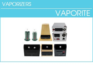 Vaporite Solo Desktop Vaporizer for Wax and Herbs