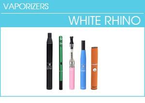 White Rhino Vaporizer, Trifecta Vape Pen, Rhino DV2 Vape