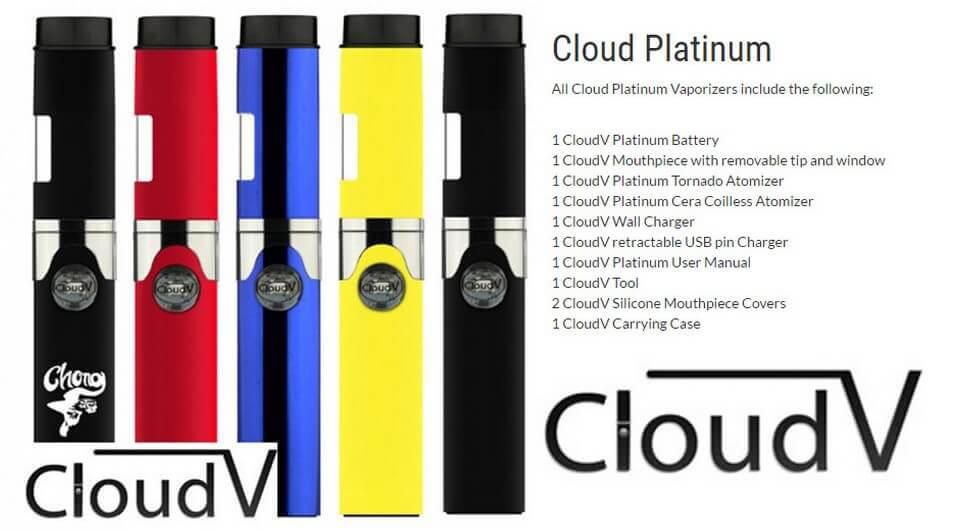 Platinum by Cloud V Information