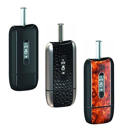 DaVinci Ascent Vaporizer Colors Side by Side