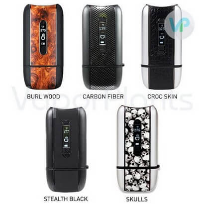 DaVinci Ascent Vaporizer all Colors