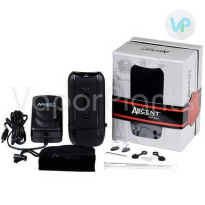 DaVinci Ascent Vaporizer with Box and Accessories