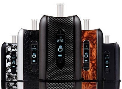DaVinci Ascent Vaporizer for Marijuana all Colors
