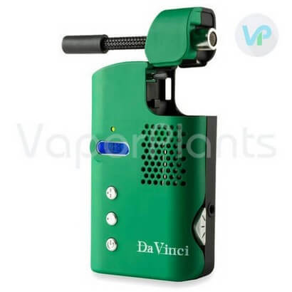 DaVinci Vaporizer for Dry Herb with Open Chamber