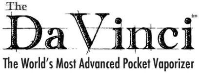 DaVinci Marijuana Vaporizers Logo