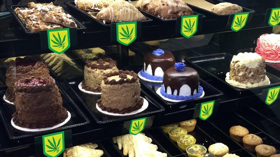 Edible Marijuana Cakes