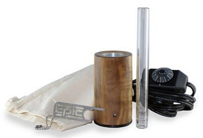 EpicVape e-Nano Vaporizer with all Accessories