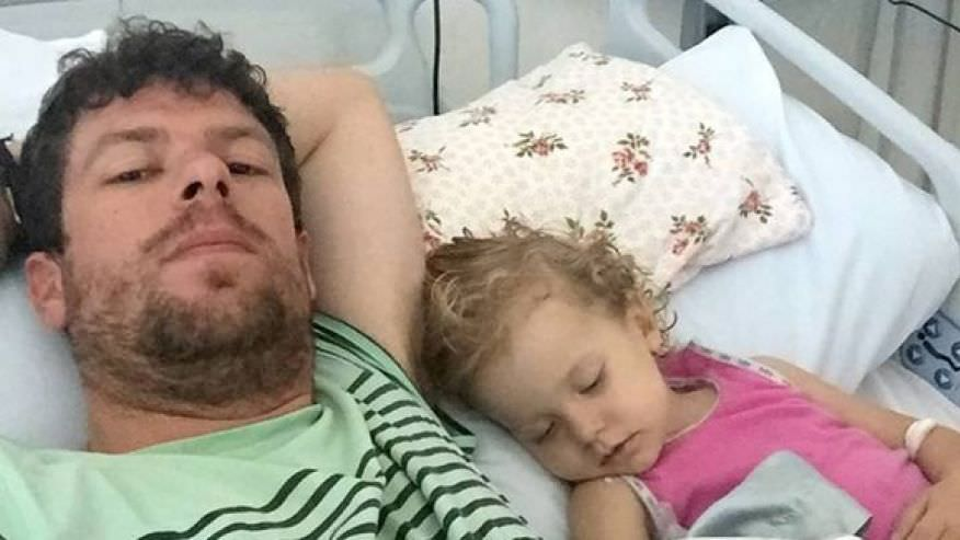 Father Arrested for Give Daughter Medicinal Marijuana Oil