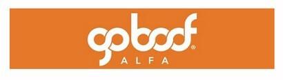 GoBoof Alfa Marijuana Vaporizer Logo