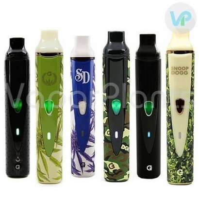 G Pro vaporizer collection