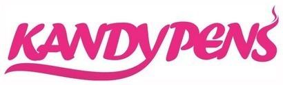 KandyPens Marijuana Wax Vape Pens Logo