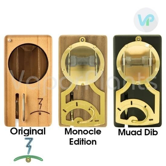 MFLB compared to the original monocle muad for wax