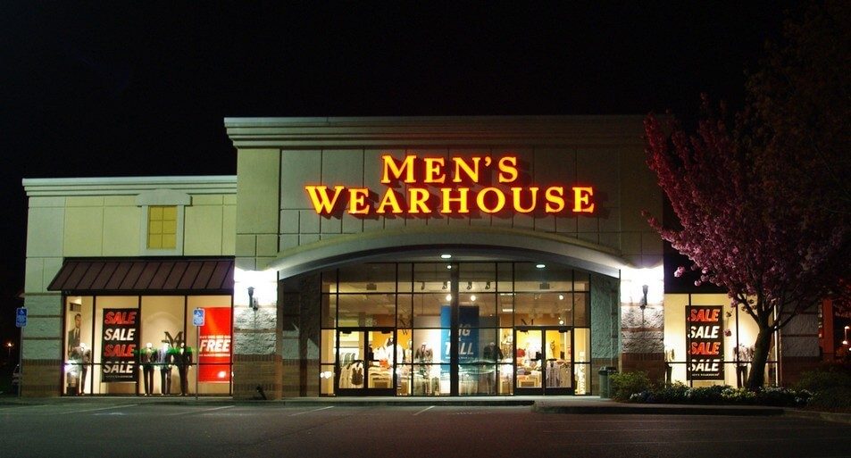 Men's Warehouse Store
