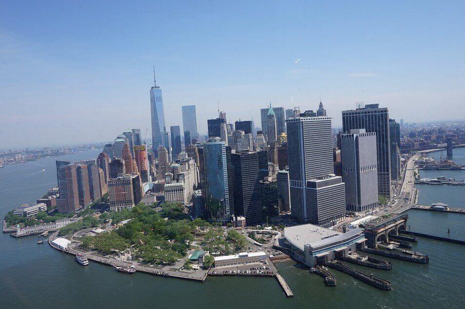New York City Panoramic View