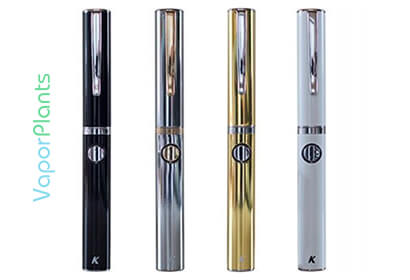 KandyPens Executive in white, black, gold and silver colors
