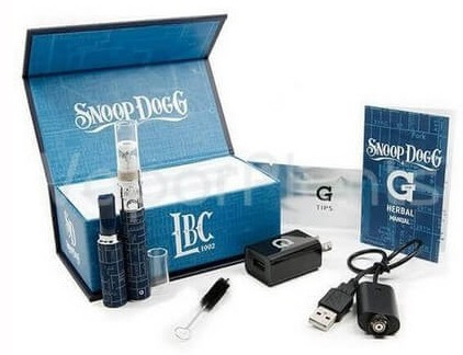 G Pen by Snoop Dogg with all Accessories