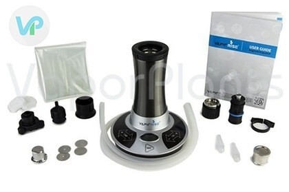 Vapir Rise Vaporizer Kit with mouthpiece and tube