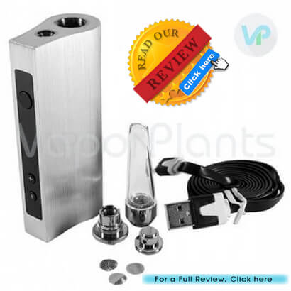 Vaporite Tantric all-in-one Weed Vaporizer with Accessories