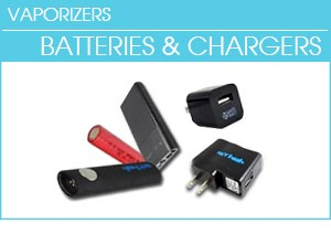 Vaporizer Batteries and Chargers