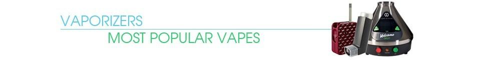 Best Desktop Marijuana Vaporizers Banner