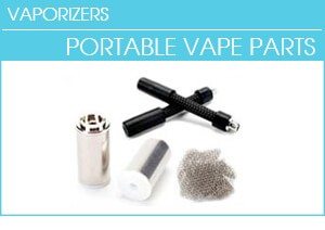 Portable Vaporizer Accessories and Parts