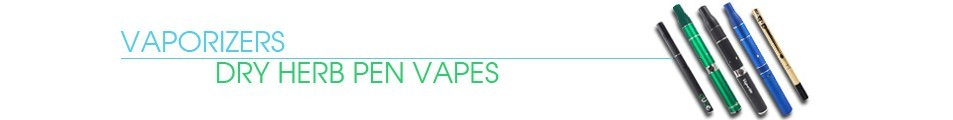 Dry Herb Vaporizers for Cannabis VaporPlants.com Banner