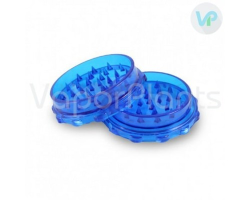Acrylic Herbal Grinder in Blue