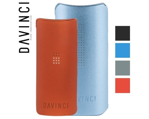 DaVinci IQ with Color Swatches